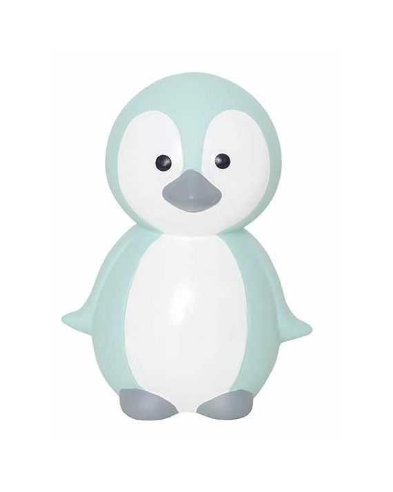 Tirelire enfant pingouin