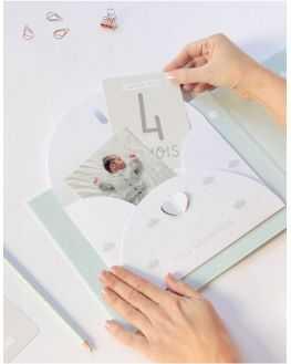 Album naissance Mon livre de bébé