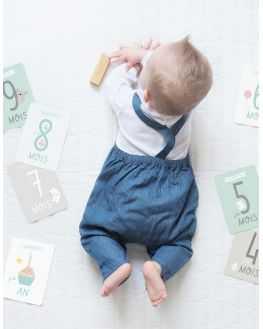 Kit cartes premiers mois de bébé