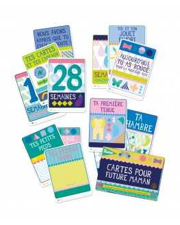 Cartes photos Future Maman