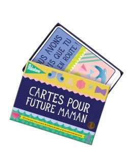 Cartes photos Future Maman