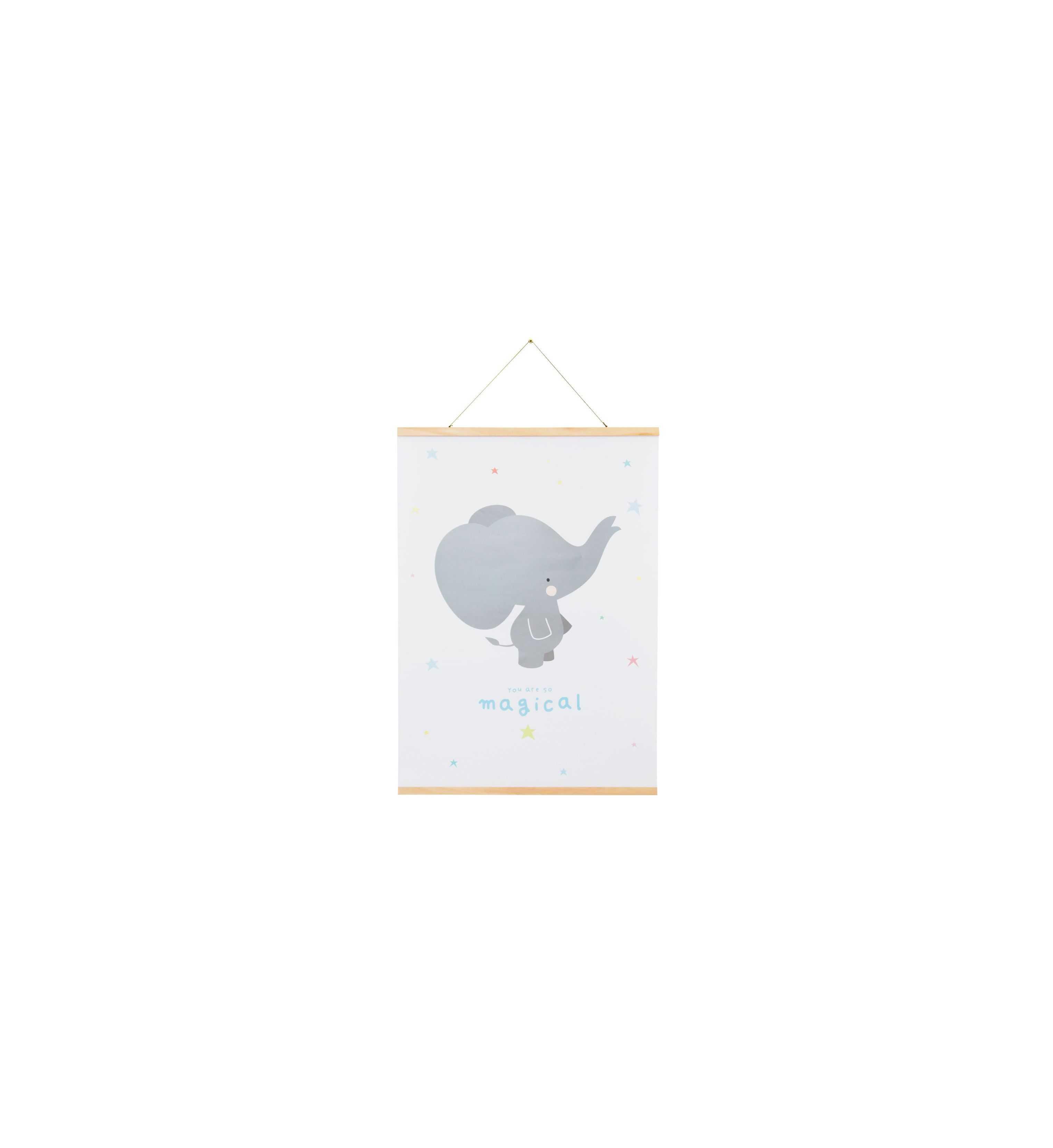 Poster Magic Elephant 50*70 cm